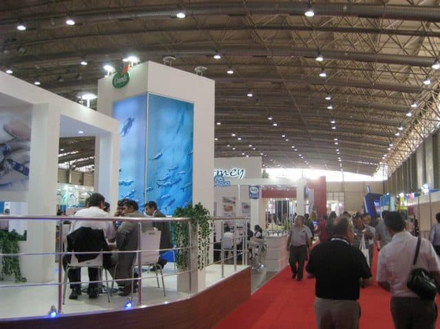 7th International Fair for Fish Imports / Exports, Processing, Aquaculture & Fisheries