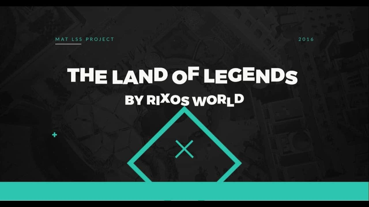 The Land Of Legends Theme Park - Rixos World