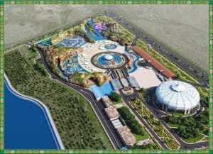 Awaza Project, the most attractive Tourist Destination - Turkmenistan