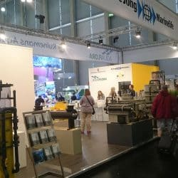 MAT LSS Booth at Interzoo 2016