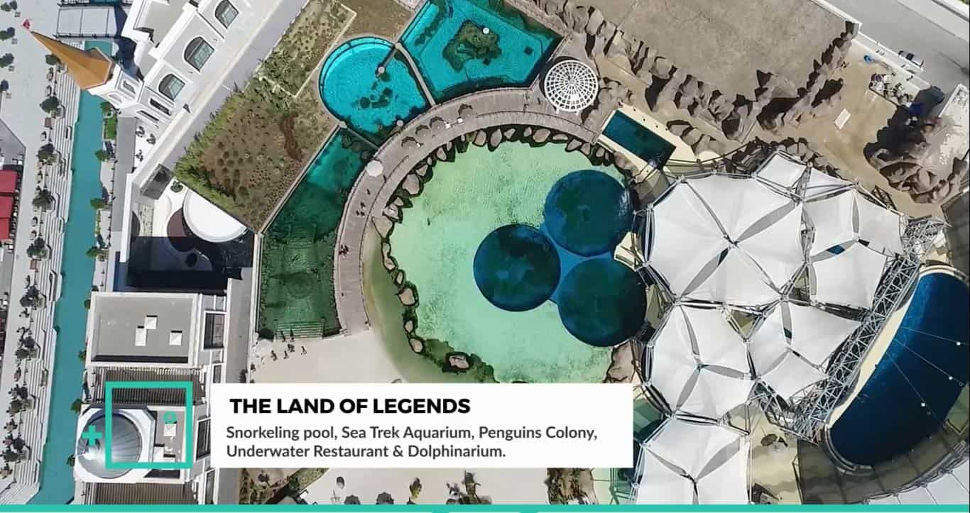 The Land Of Legends Filtration Systems