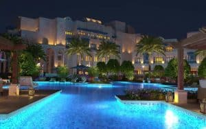 Salwa Resort Swimming Pools