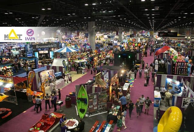 IAAPA Attractions Expo, Orlando, November 2017