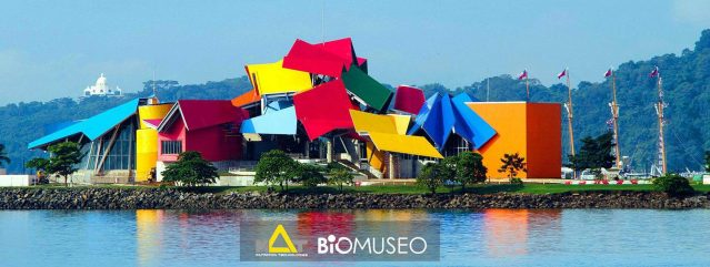 Biomuseo Aquarium in Panama
