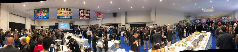 IAC 2018, Fukushima (International Aquarium Congress)