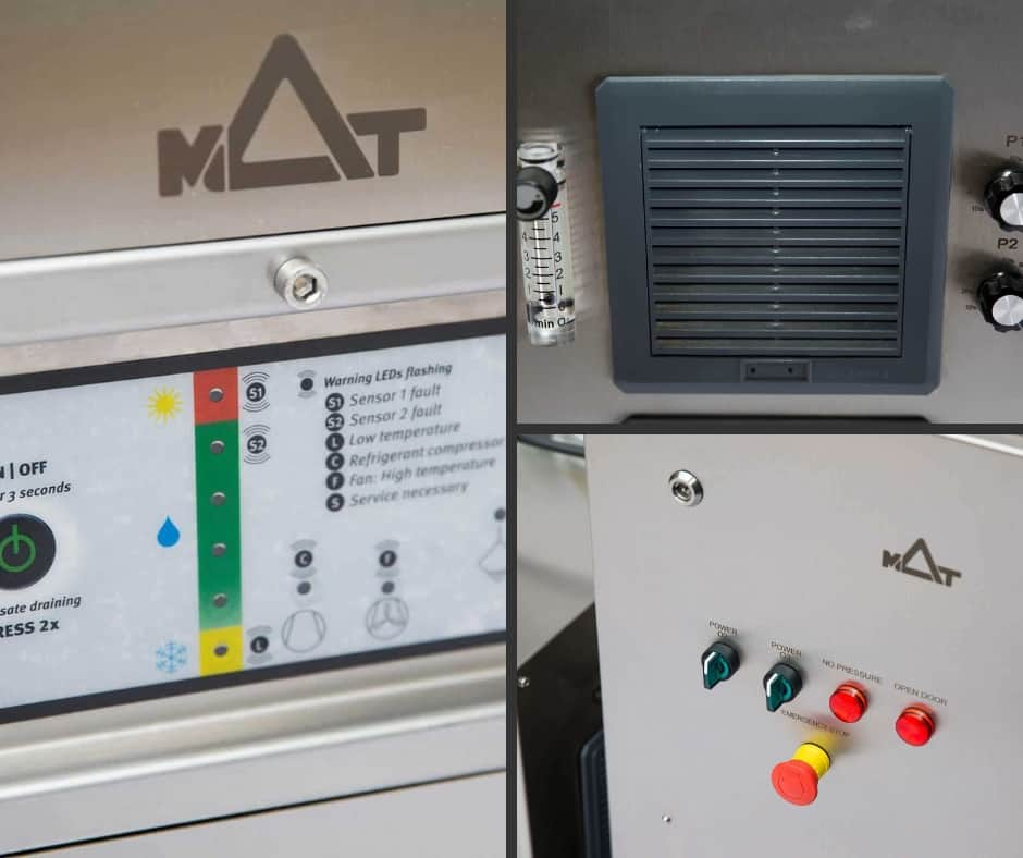 Ozone Generators - Life Support Systems   MAT LSS