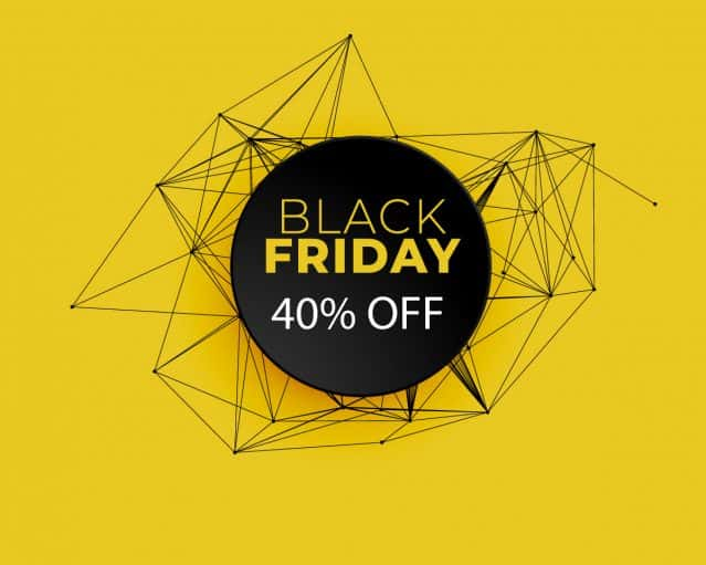 40% Off for BLACK FRIDAY