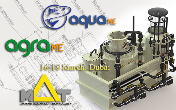 MAT in AquaME expo 2015 Dubai
