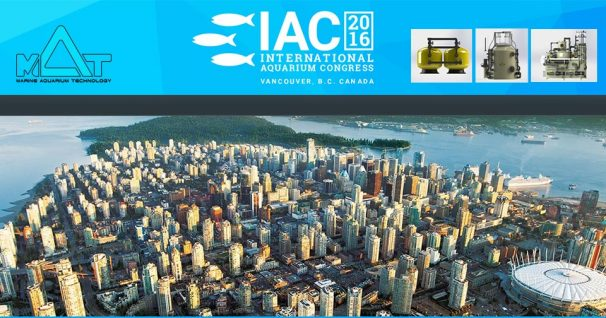 IAC 2016 at the Vancouver Aquarium