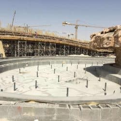 Construction in progress
