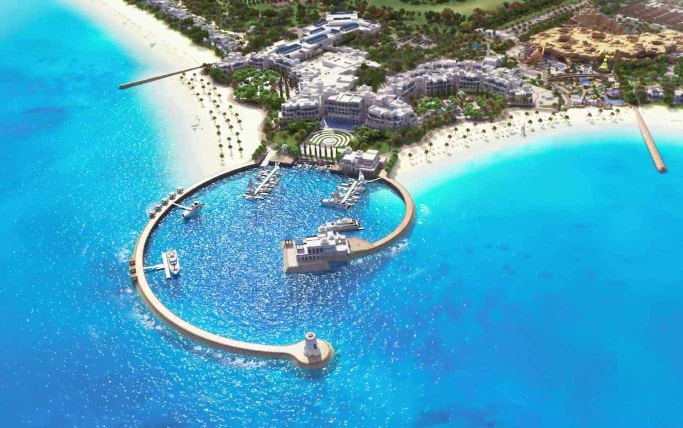 Hilton Salwa Resort Swimming Pools Amp Waterpark News