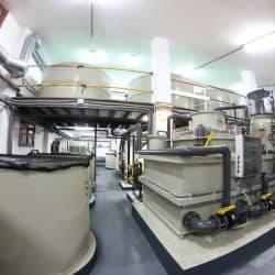 Filtration Room