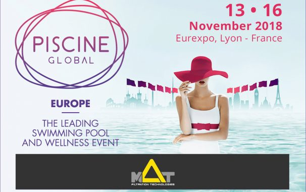 Visit MAT POOL TECHNOLOGY at Piscine Global Europe 2018